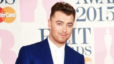 Sam Smith wins two awards at the BRITs