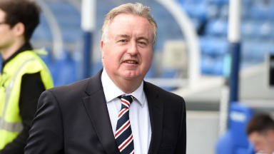 David Somers, former Rangers chairman