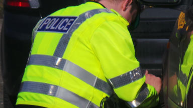 Police: Vehicle stopped on A95 at Marypark in Moray (file pic).