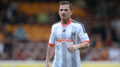 Ross McCormack in action for Fulham