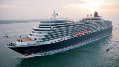 Queen Elizabeth: Cruise will visit the Isle of Lewis for the very first time.