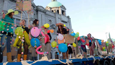 Torcher Parade: Fears for future of event (file pic).
