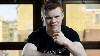 Charlie Flynn: The Mailman takes on Ismail Anwar on Friday.