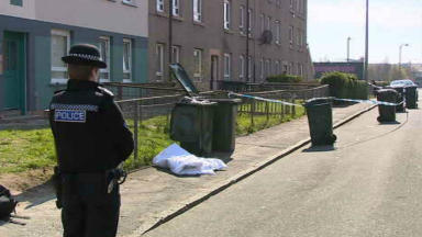 Crime scene: The victims travelled from Aberdeen to Edinburgh.
