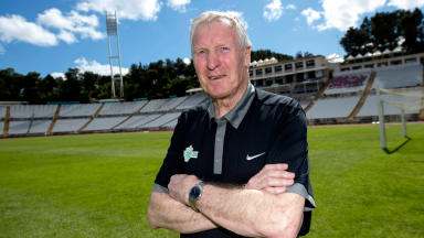 Former Celtic captain Billy McNeill re-visits the Estadio Nacional in Portugal where the famous Lisbon Lions won the European Cup in 1967.