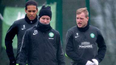 Team game: Stefan Johansen is a key player for Ronny Deila.