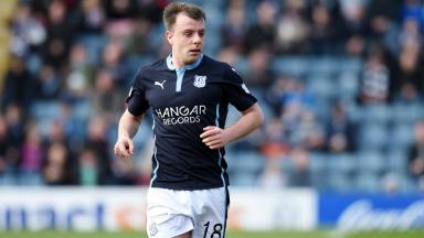 Paul McGowan of Scottish Premiership side Dundee