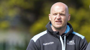 Gregor Townsend, Glasgow Warriors, May 2015.