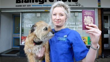 Fiona Thompson of Pets N Vets jets off to Malawi to work with Mission Rabies