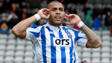 Josh Magennis: Claimed he had been subjected to racial abuse.