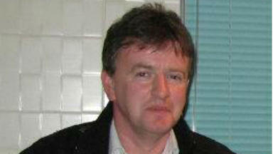 John Murphy: The father of five disappeared last year.