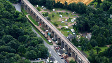 Borders railway: Route proving 'hugely popular' with customers.