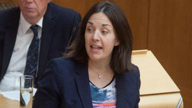 Kezia Dugdale. Labour.