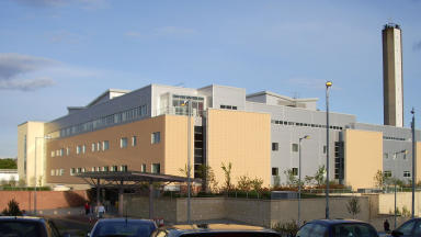 Virus: Seven patients at Beatson test positive for virus.