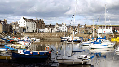 Stonehaven Harbour (High quality news image) June 12 2015