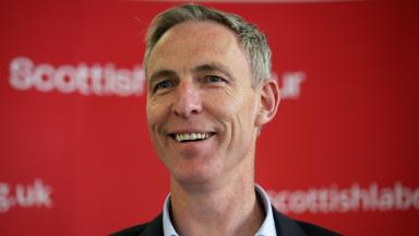 Unlucky Jim: Murphy couldn't turn Scottish Labour around.