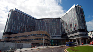 South Glasgow Hospital NHS Greater Glasgow and Clyde Southern general quality news image uplaoded June 16 2015