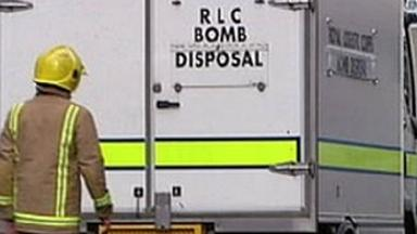 Bomb disposal: Boy in court after explosives experts called out to building.