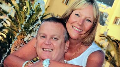 Billy and Lisa Graham from Perthshire victims of Tunisia Sousse attack family collect quality news image uploaded June 30 2015