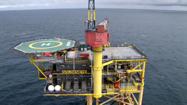 North Sea: Report warns of lost potential for storing carbon in depleted wells.