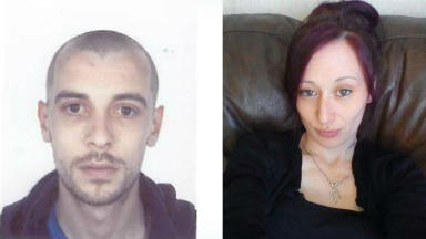 Investigation: John Yuill, 28, and Lamara Bell, 25, lay undiscovered for three days. (file pic)