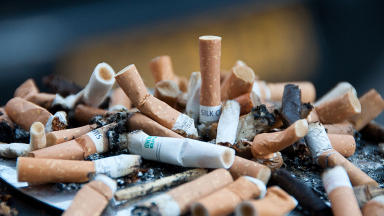 Smoking: The high incidence of smoking in the past has driven up lung cancer rates.