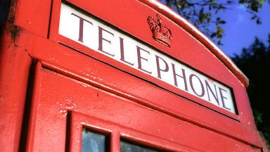 Red Phone box (high quality news image - July 28)