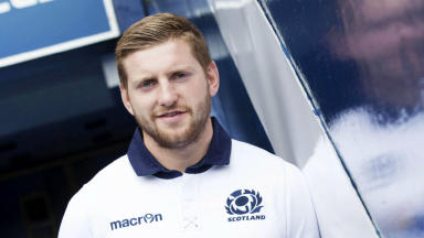 Finn Russell, Scotland, July 2015