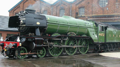 Flying Scotsman: £4.2m refit now completed.