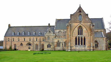 Pluscarden Abbey: No charges over abuse allegations.