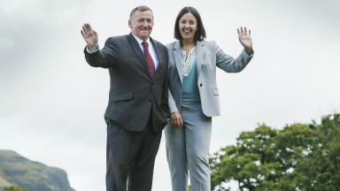 Skills shortage: Alex Rowley has blamed the SNP for a lack of skilled workers (File pic).