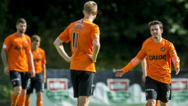 Aidan Connolly, Dundee United, Hamilton Accies