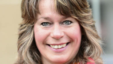 Michelle Thomson: Denies any wrongdoing (file pic).