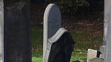 Damage: More than 65 gravestones were vandalised (file pic).
