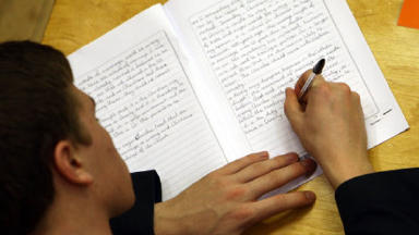Exams: Council 'working closely' with SQA (file pic).