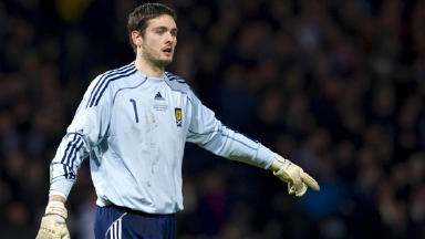 Craig Gordon is determined to add to his 40 Scotland caps.
