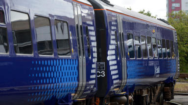 Scotrail train good generic Class 158 Abellio train rail railway quality news image uploaded September 1 2015