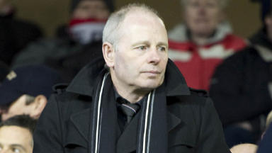Time for change: Aberdeen chairman Stewart Milne has spoken of his determination to turns thing around at Pittodrie.