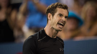 Number one: Andy Murray's sensational season culminates with the crown of top spot in the rankings.