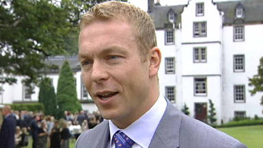 Sir Chris Hoy gets Edinburgh Award honour