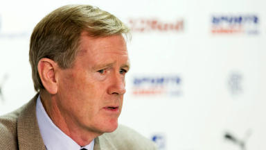 Clarity call: Dave King's role as Rangers chairman is in the spotlight.