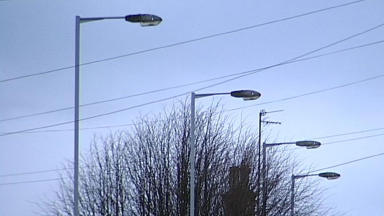 Cutbacks: Lights could be switched off for six months of the year (file pic).