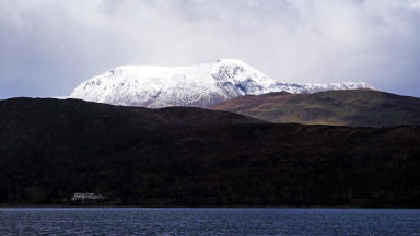 Ben Nevis: Mountain or giant elephant?