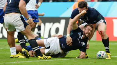 Good try: A bumper Six Nations season is predicted.