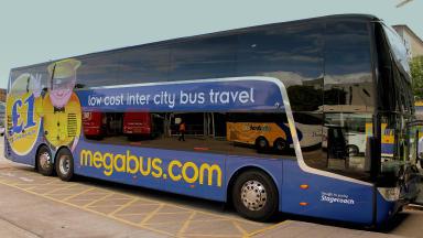 Inter-city coach: Stagecoach own megabus.com.
