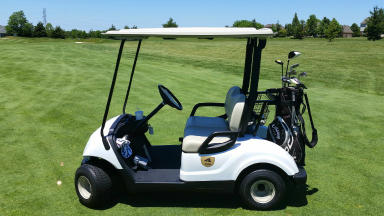 Colin Peat took golf cart on main road while five times over drink-drive limit. Generic pic by ngagestroliac via Pixabay. Used under Creative Commons. Uploaded on October 19 2015.
