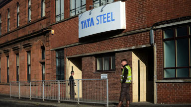 Tata Steel: Firm signs letter of intent to be purchased by investment firm.