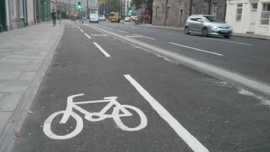 Controversial: The plan for the cycle path has prompted a mixed response (file pic).