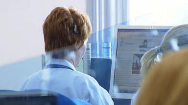 NHS 24: Updated call handling system over budget by 55% (file pic).