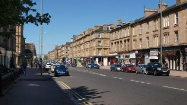 Govanhill: Rehman's firm was based in south side of Glasgow.